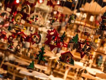 jarmark świąteczny w Chorzowie