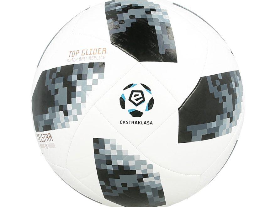 piłka telstar - ekstraklasa