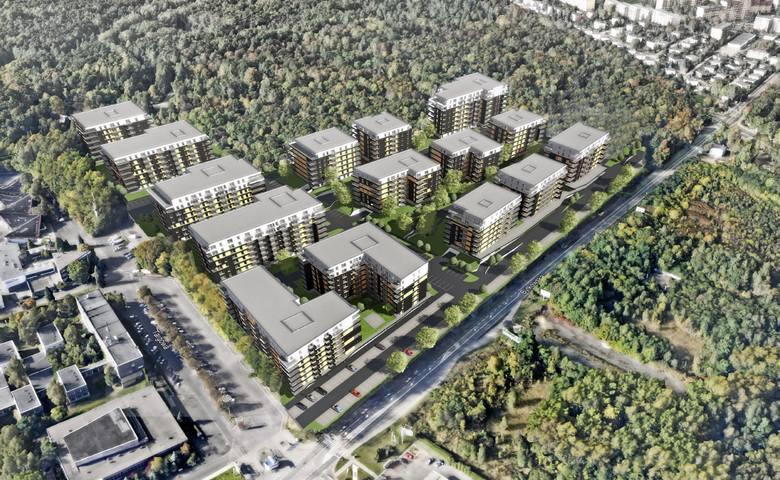 park śląski ocalony - nowego osiedla nie będzie