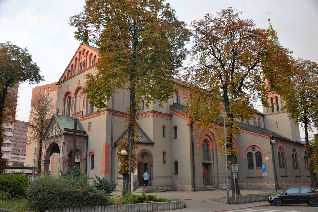 Chorzów Święto Niepodległości w kościele pw. św. Antoniego