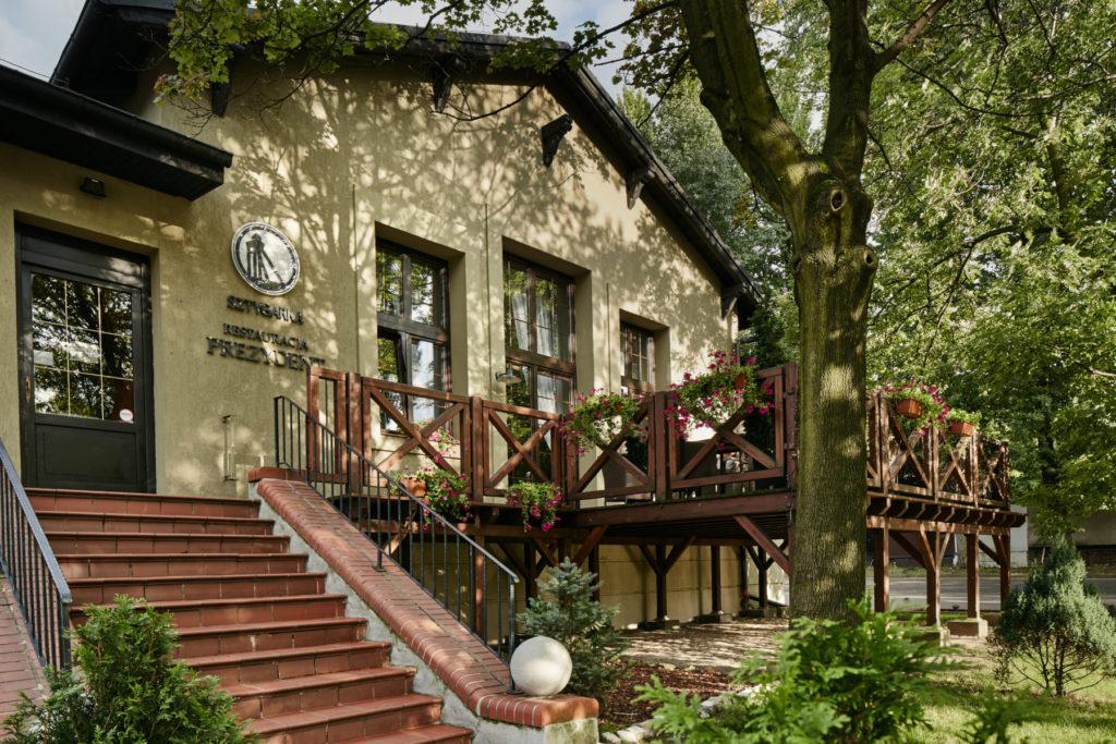 bal prezydenta Chorzowa - restauracja prezydencja Sztygarka