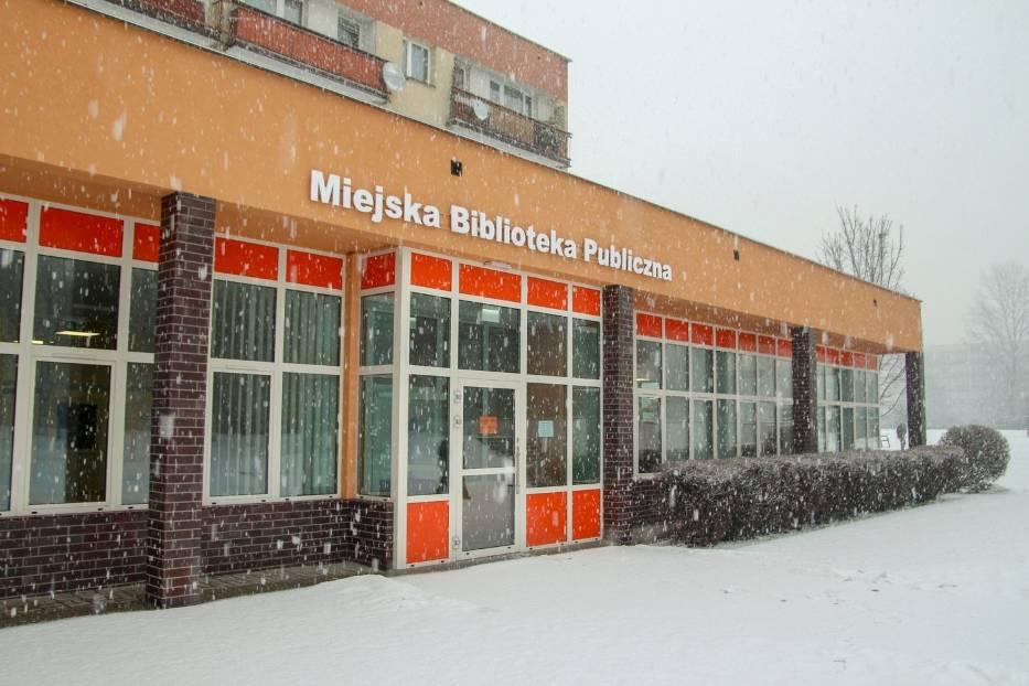 biblioteka miejska, oddział na Klimzowcu