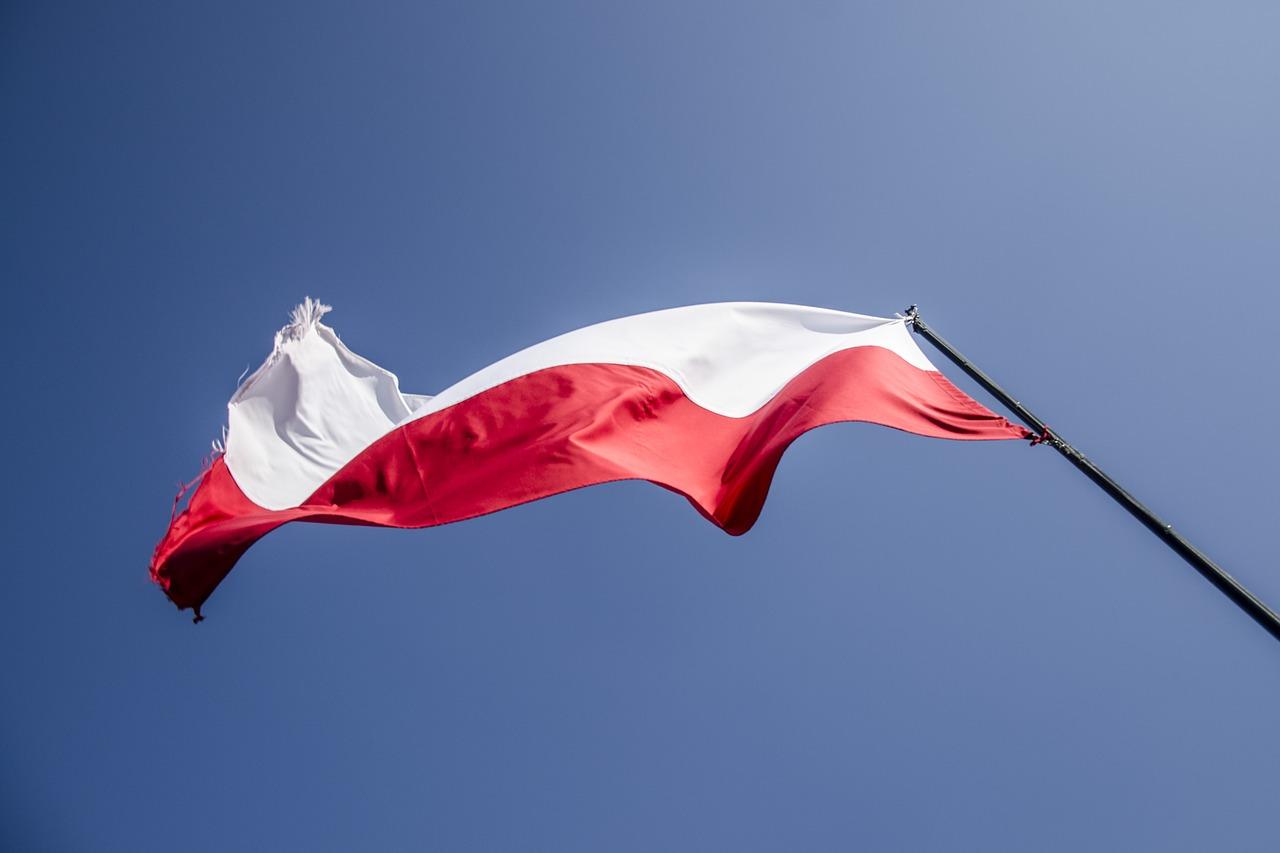 majowy weekend - święto flagi polskiej 2 maja