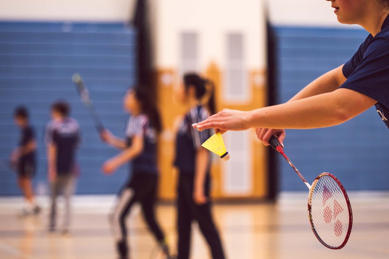 Złota Rakieta po raz trzeci w Chorzowie - turniej badmintona