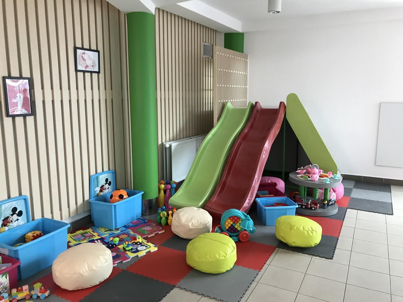 Strefy dla małych pacjentów