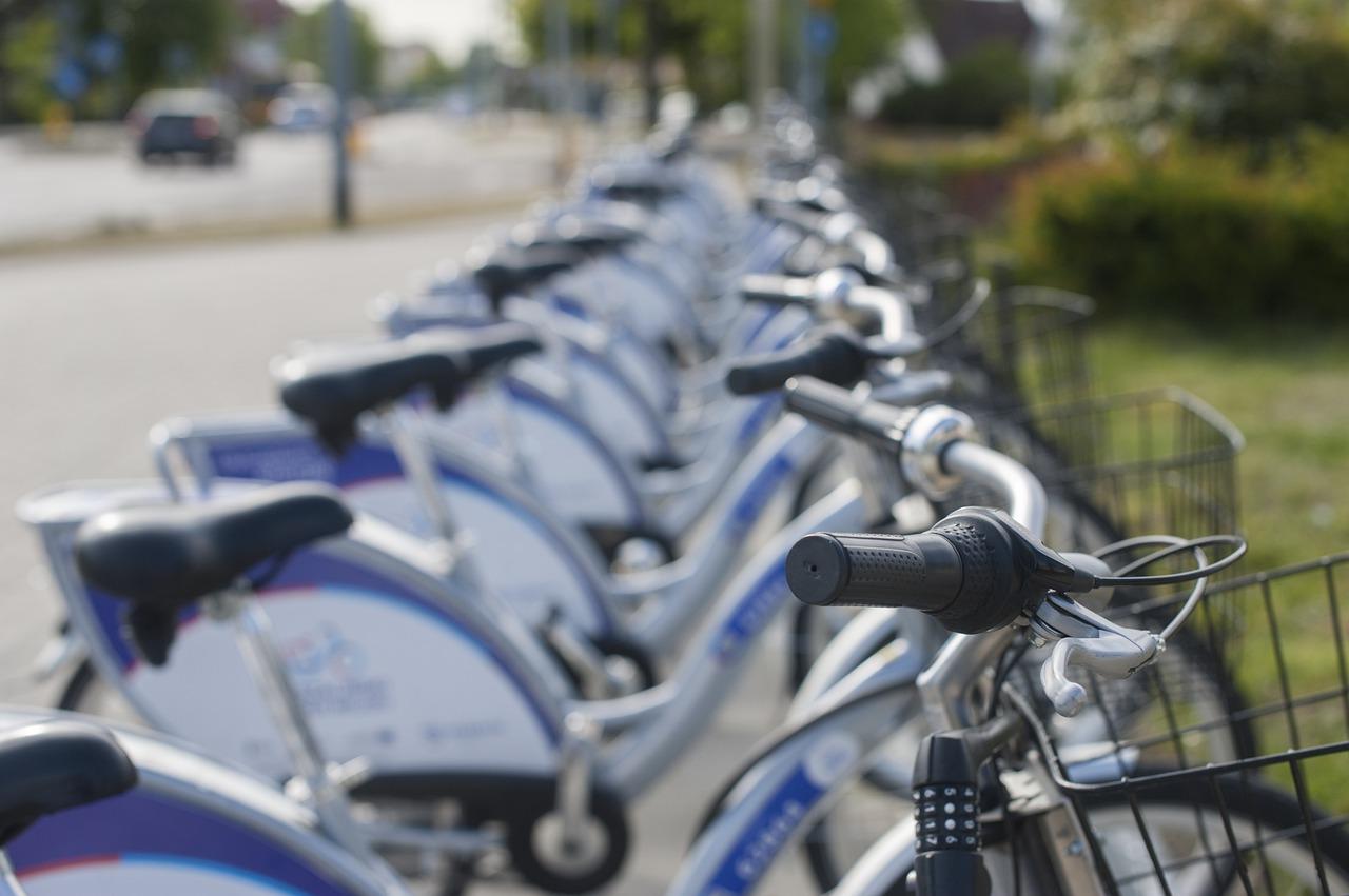 System rowerów miejskich KajTeroz coraz popularniejszy.